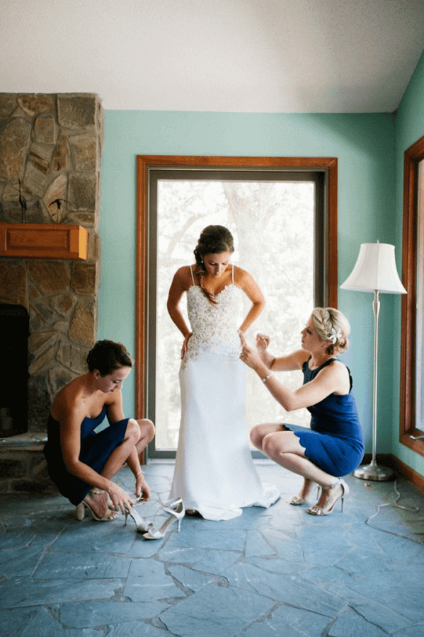 A Fourth of July Wedding to remember