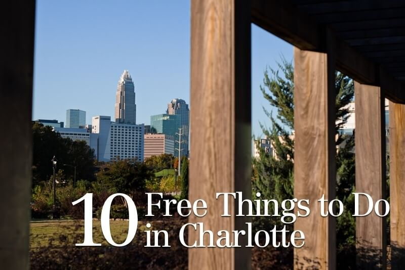 Romantic things to do in charlotte