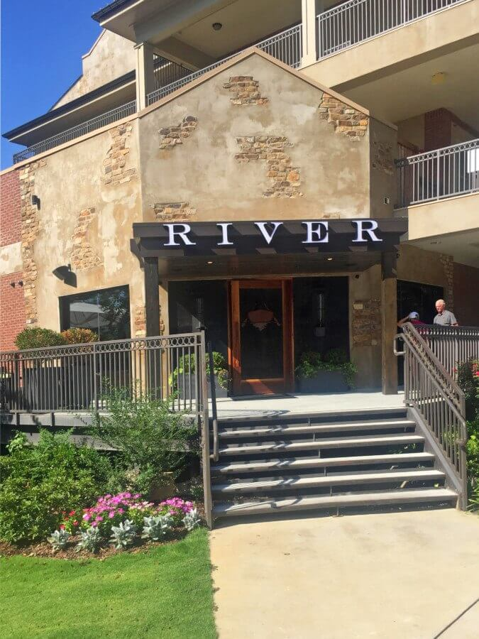 Take refuge from the often sweltering Tuscaloosa sun inside the cool indoor options at the River Walk.