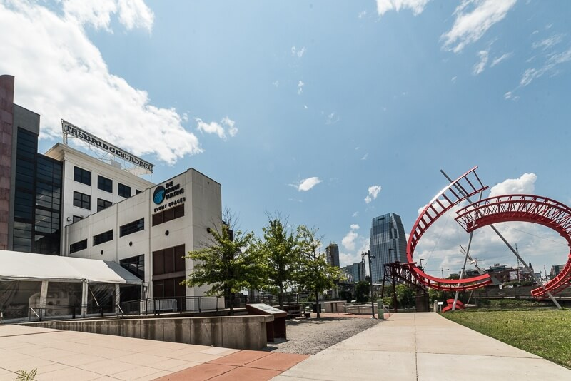 3 Nashville Event Spaces With Rich Histories & Modern Amenities