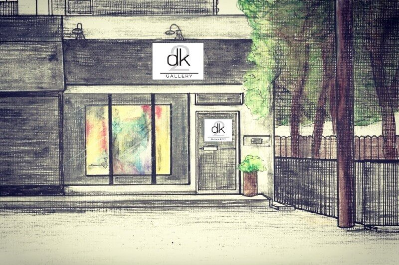 New to Soho Square, dk2 Gallery is bringing the best of today's contemporary artist to Birmingham. Image: dk2 Gallery