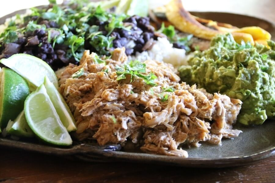 Cuban Pork … in the Slow Cooker!