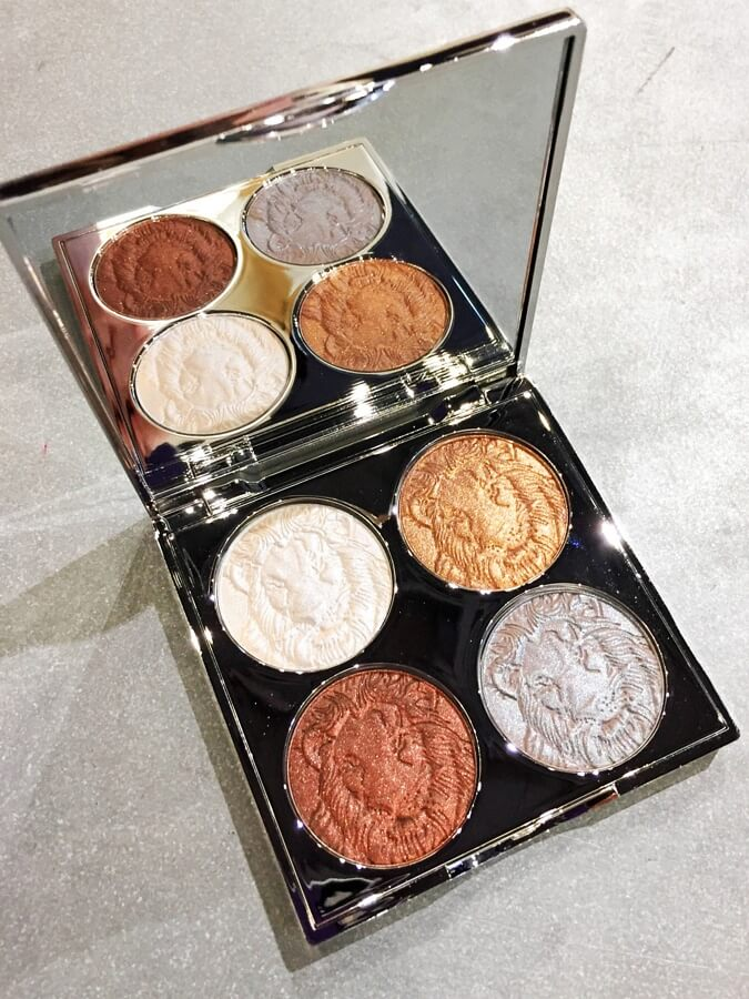 Chantecaille Save the Lions palette fall 2016 | styleblueprint.com