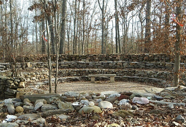 Wichahpi Commemorative Stone Wall | Image: Tom Hendrix