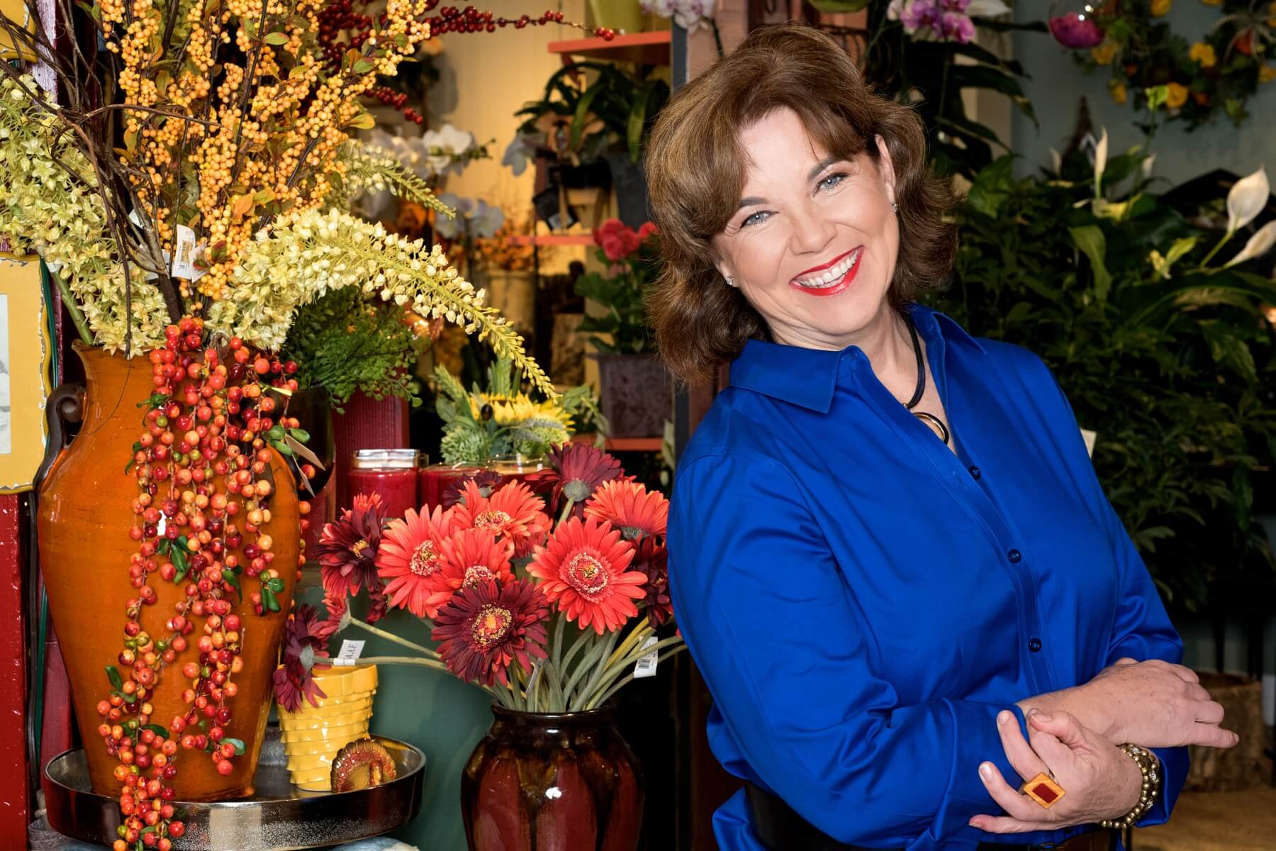 Rebel Hill Florists is one of the best in town!