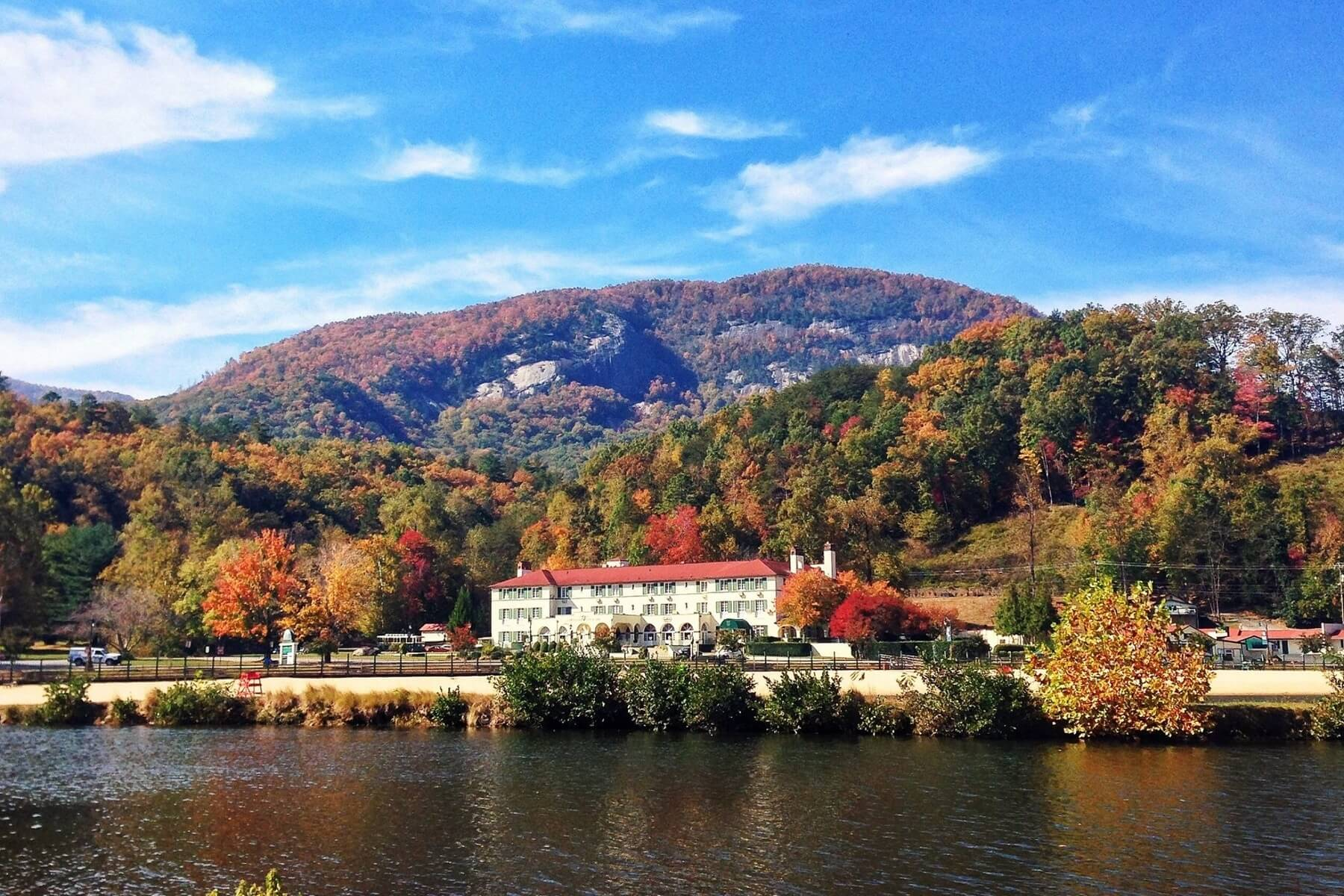 2 Days in Lake Lure, NC: The Real-Life Dirty Dancing Resort Town