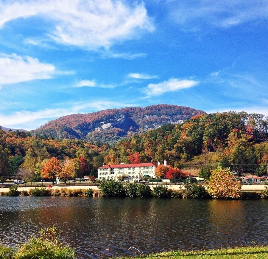 The Lake Lure Inn & Spa