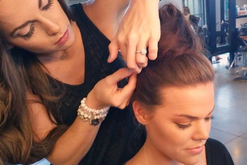 Top Knots & Ropey Ponytails: An Updo How-To Guide