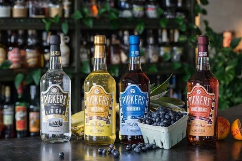 Any way you want it, Pennington Distilling Co has all flavors for you.