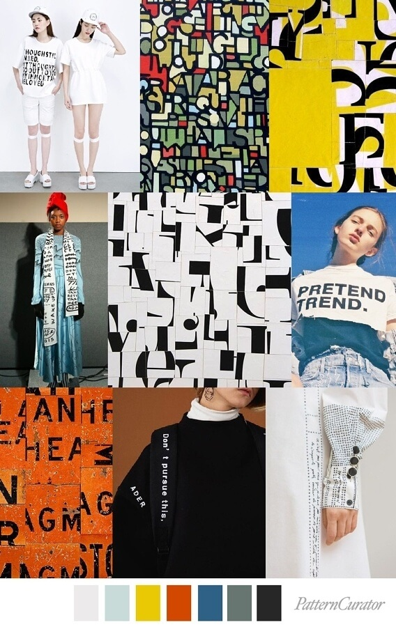PatternCurator collage