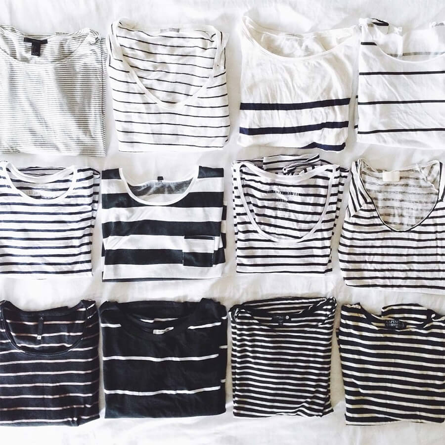 striped shirts