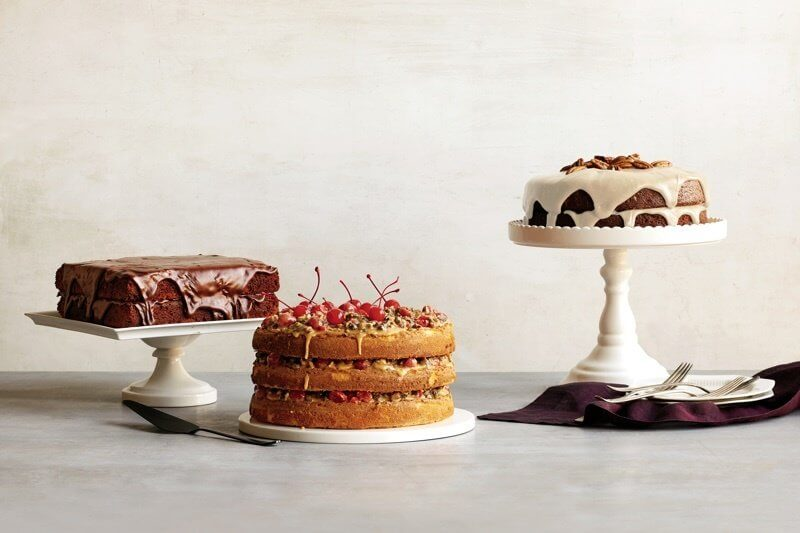 3 Quintessentially Southern Cakes to Make This Holiday Season