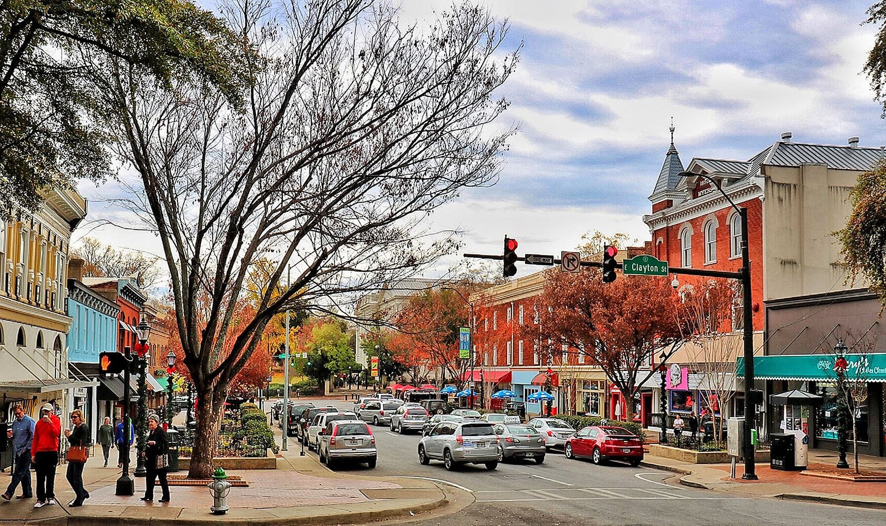 Athens, GA — Downtown Athens has something for everyone.