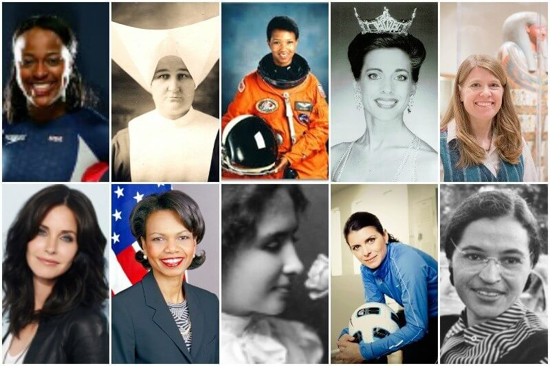 Did You Know These Remarkable Women Are All From Alabama?