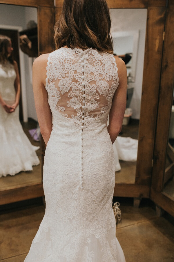 Wedding dress|styleblueprint.com