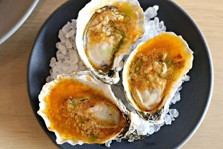 Head to Henrietta Red for fresh oysters!