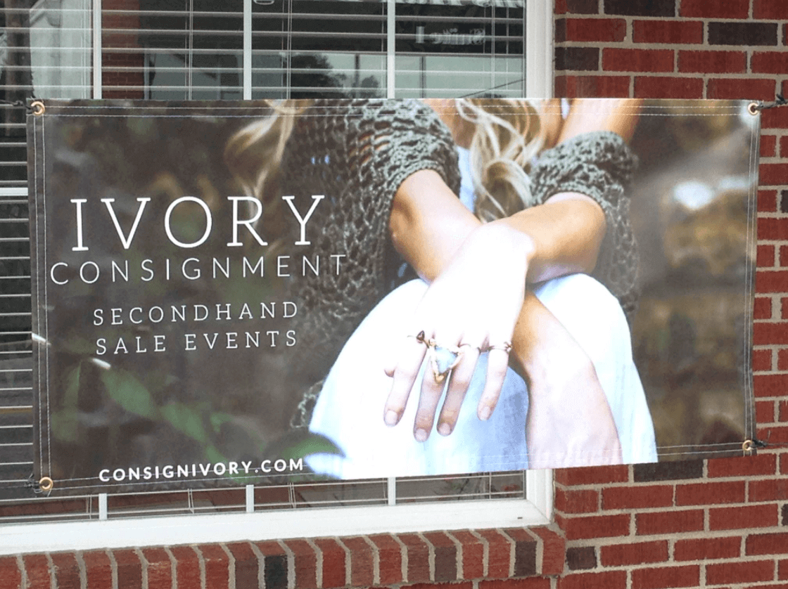 Mar 24-25: Ivory Consignment Sale