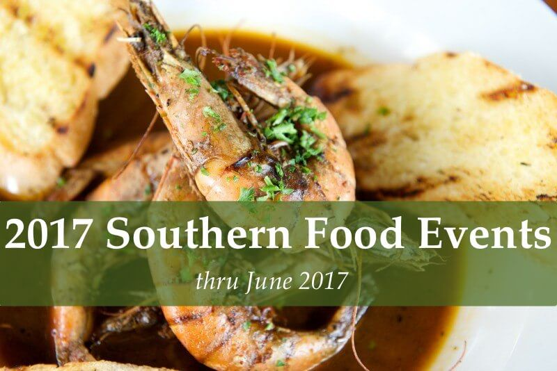 Southern Food Events