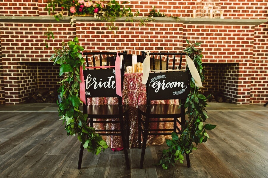 Carolina wedding|styleblueprint.com