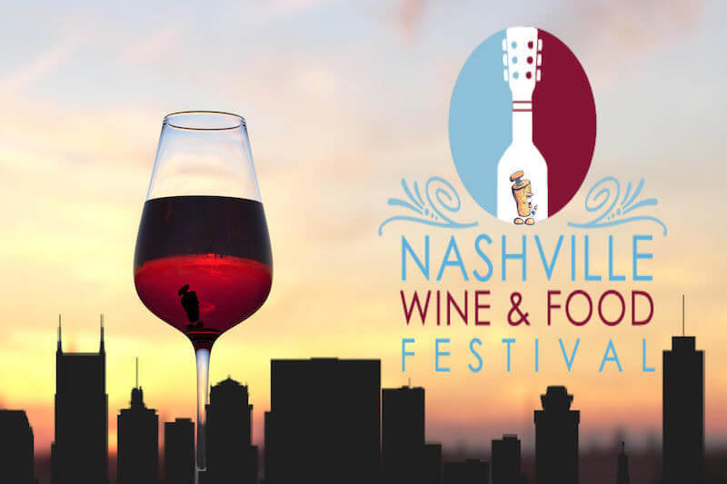 May 20: Nashville Wine and Food Festival