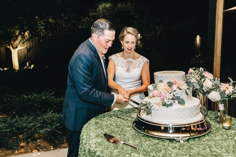 A Destination Wedding in Savannah: Caitlyn Gaynor and Neil Waddle
