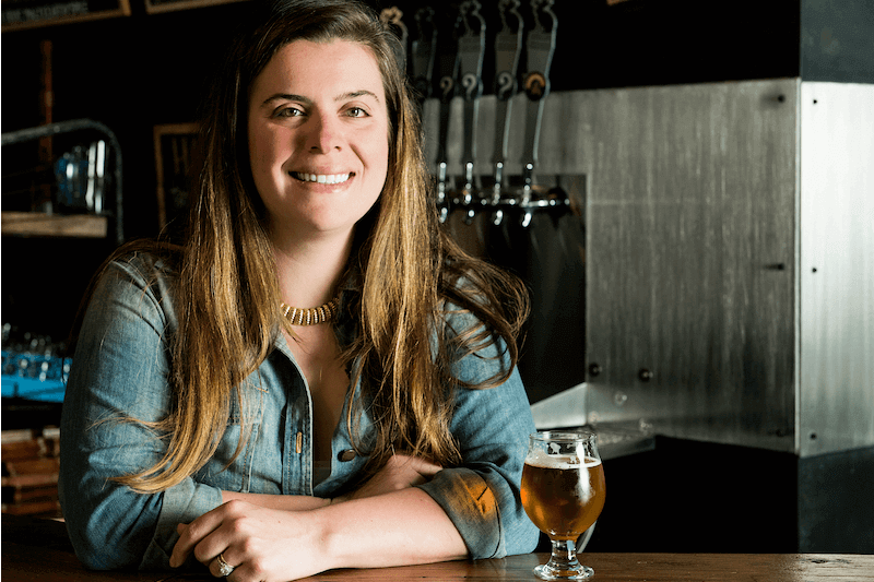 Brewmaster Bailey Spaulding: FACES of the South