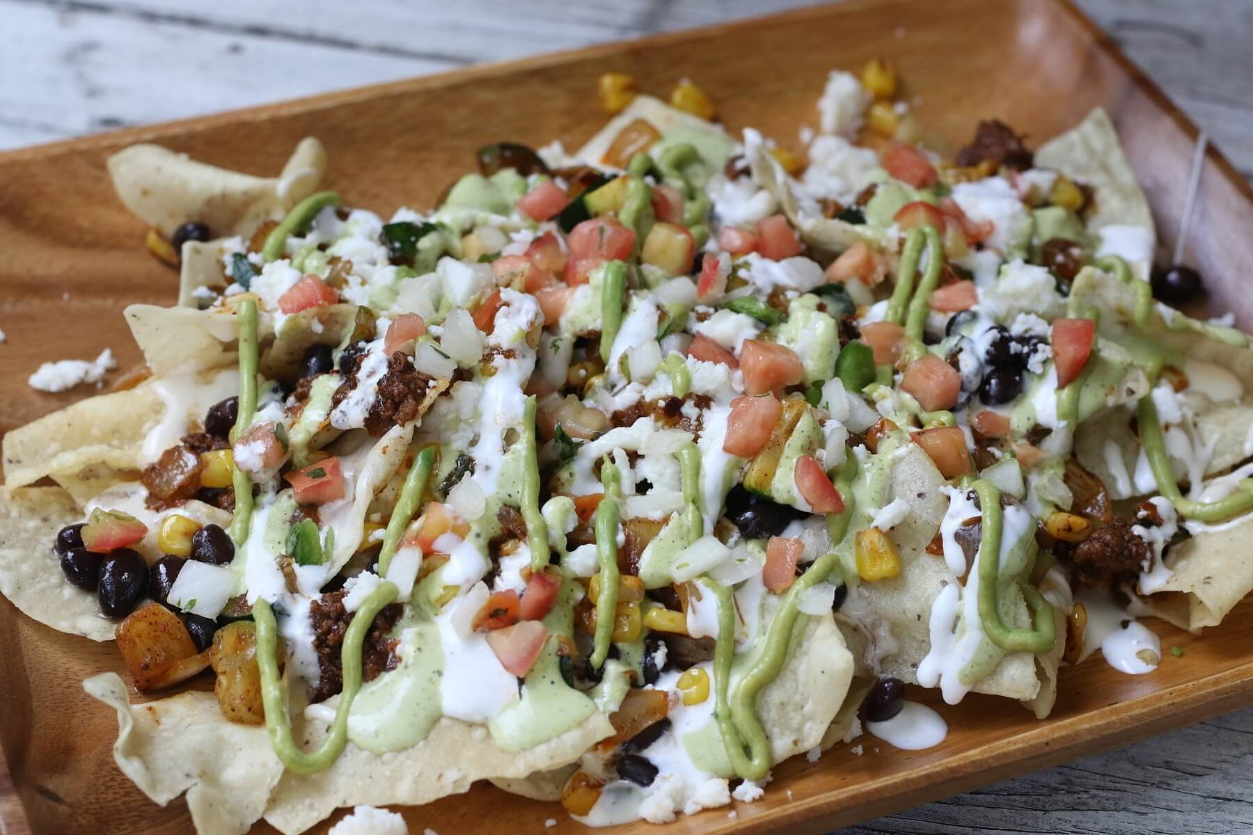 Make This Nacho Bar — Watch Basketball — Everyone is Happy!