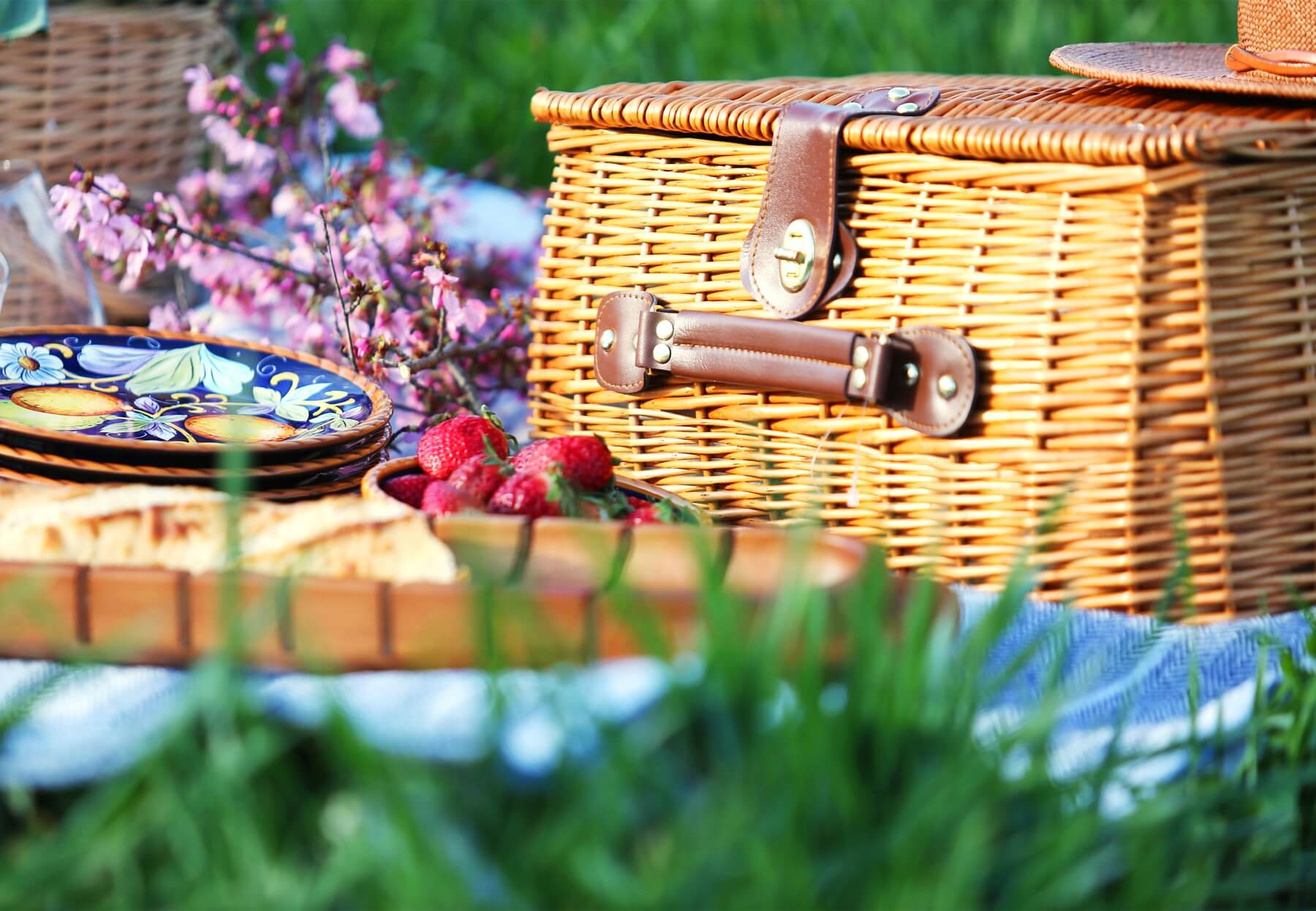 Pack a Picnic and Celebrate Spring!