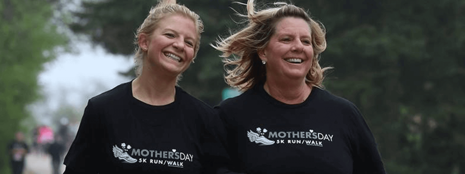 May 14: Mother's Day 5k Run/Walk