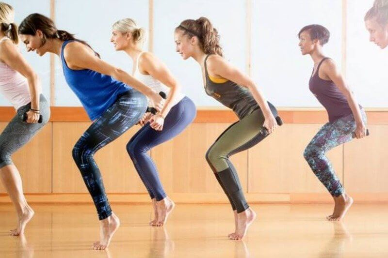 Get in shape for all those warmer weather trips to come at Barre3.