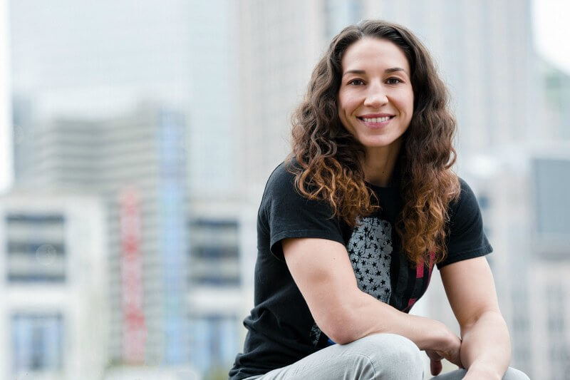 UFC Fighter Sara McMann: FACES of the South