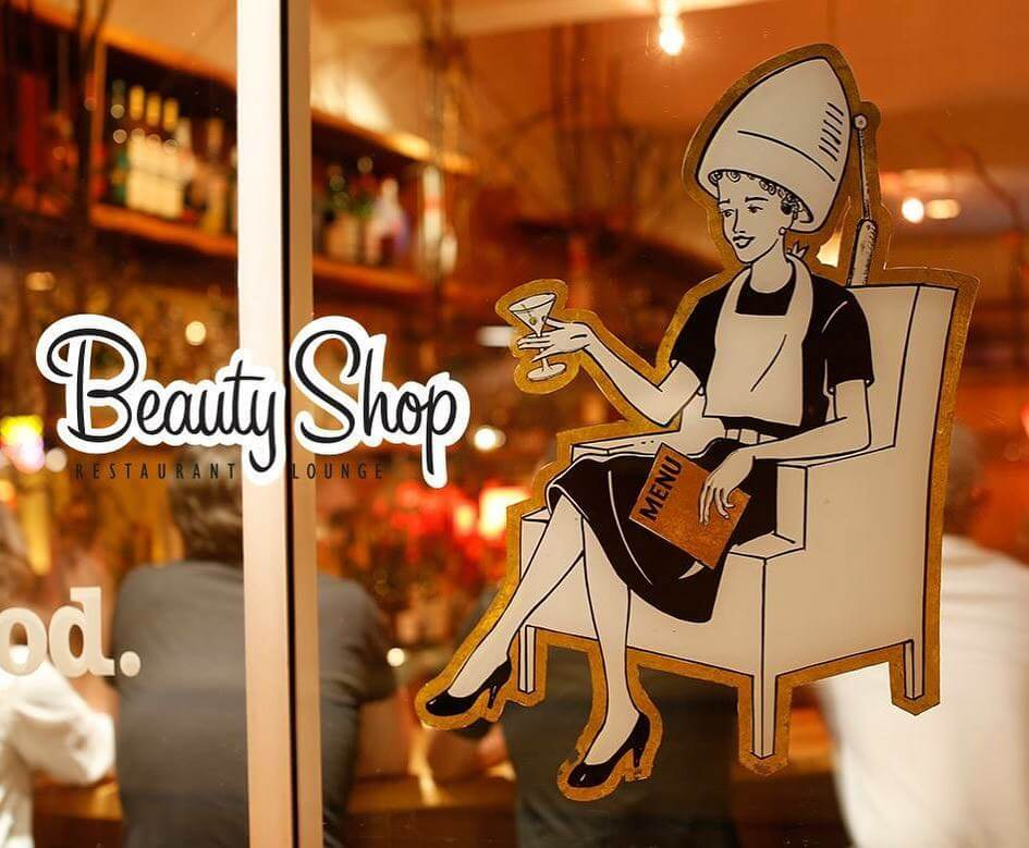 Look Good, Eat Good at The Beauty Shop on Cooper-Young!