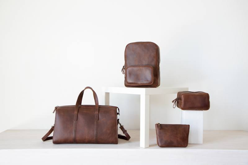 Nisolos fine leather goods are enviable.