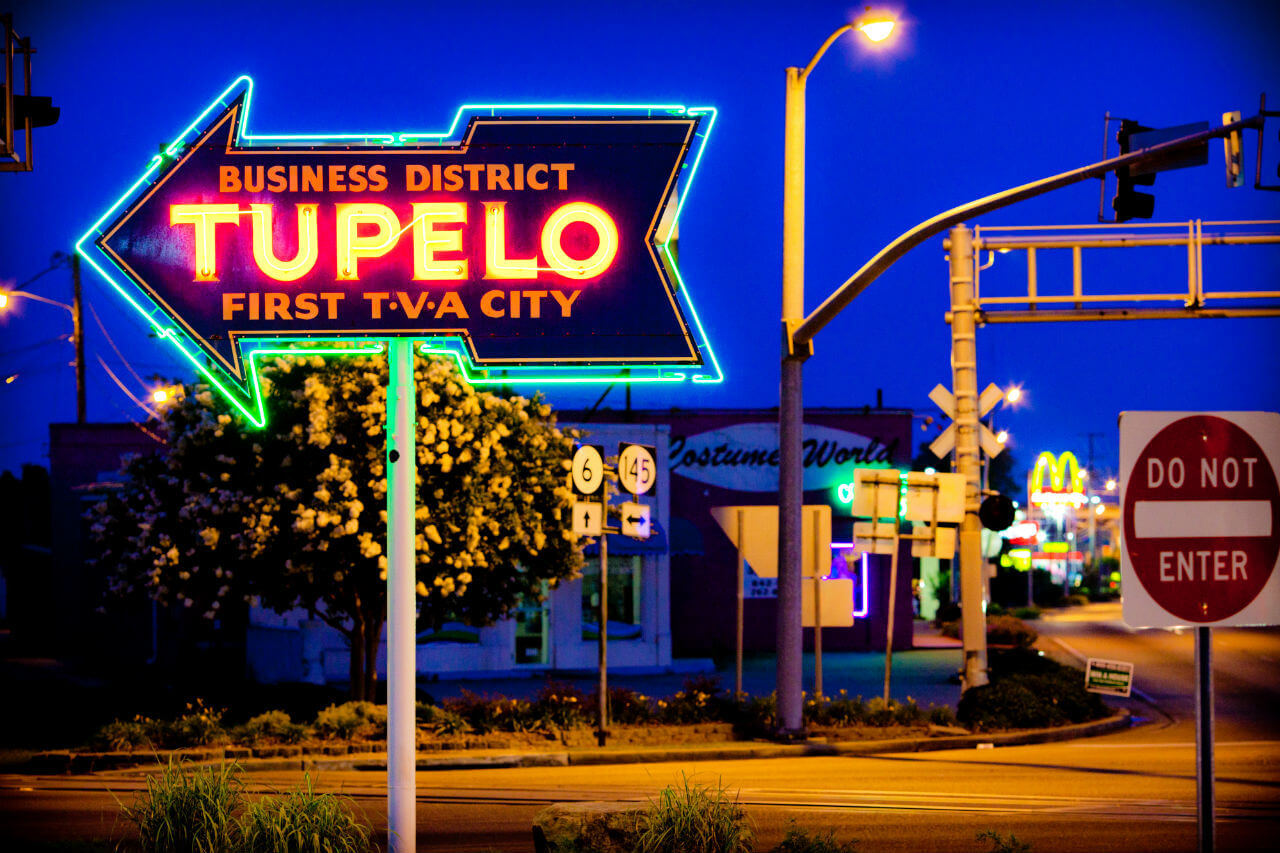 24 Hours of Fun in Tupelo, Mississippi
