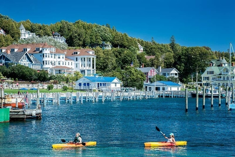 48 Hours in Mackinac Island, Michigan