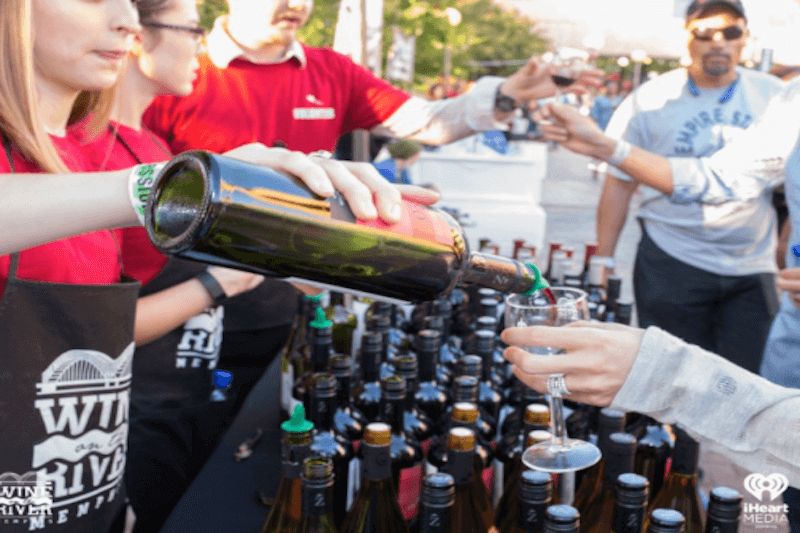 Sep 30: Wine on the River Memphis