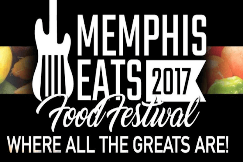 Jul 15-16: Memphis Eats Food Festival