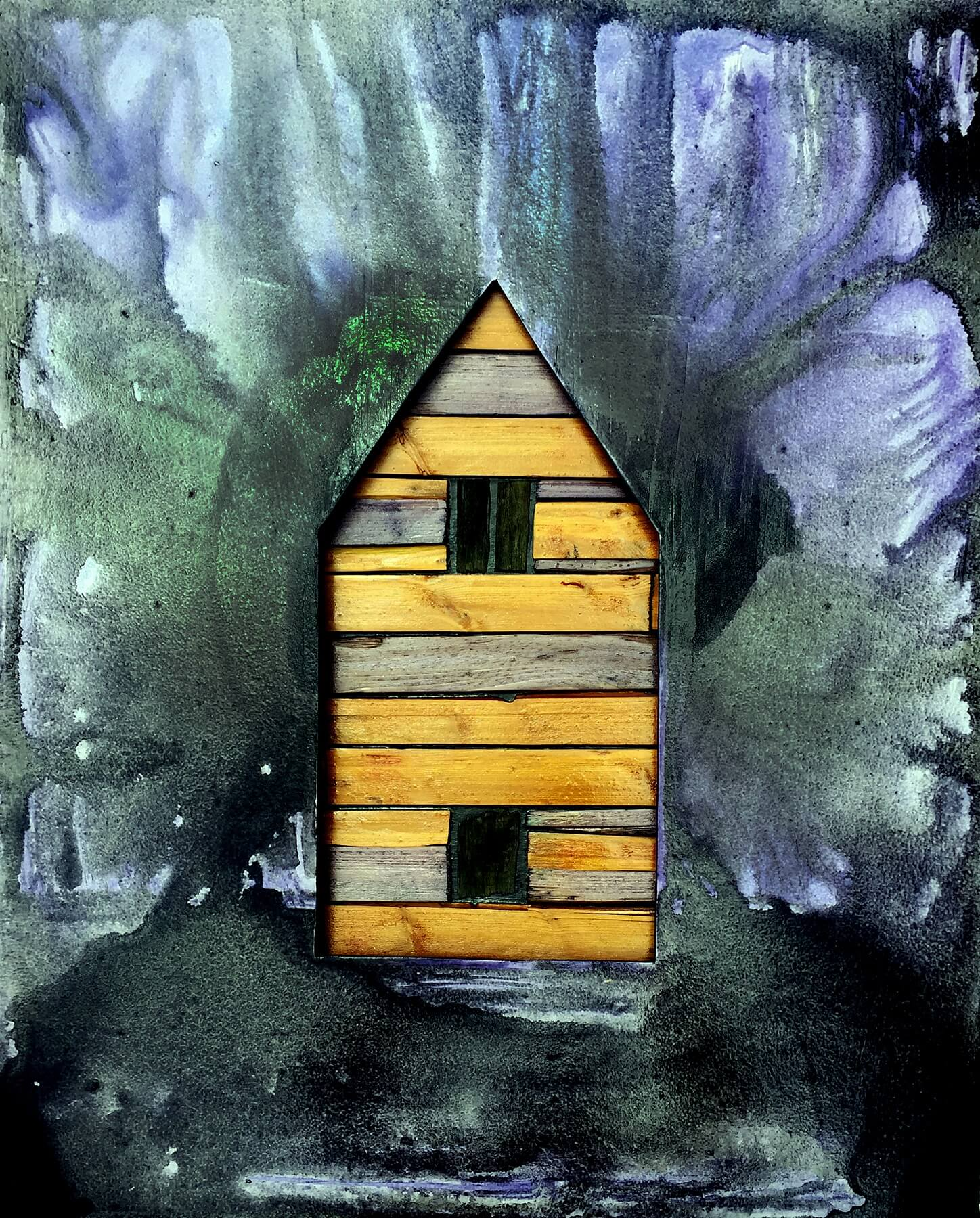 Jun 9 – Jul 30: Home > House: Works by Kevin Mitchell