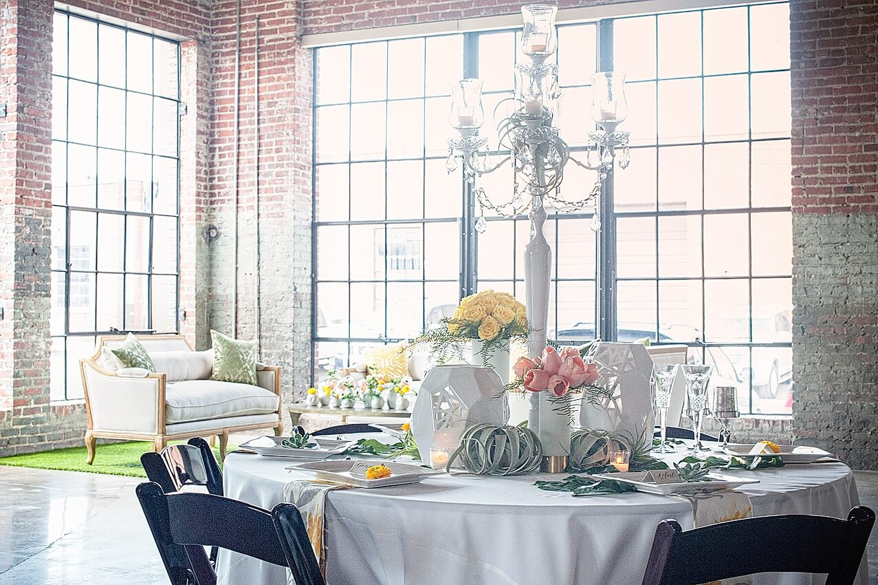 Tons of natural light makes Haven a dreamy backdrop for a Birmingham wedding. Image: Haven