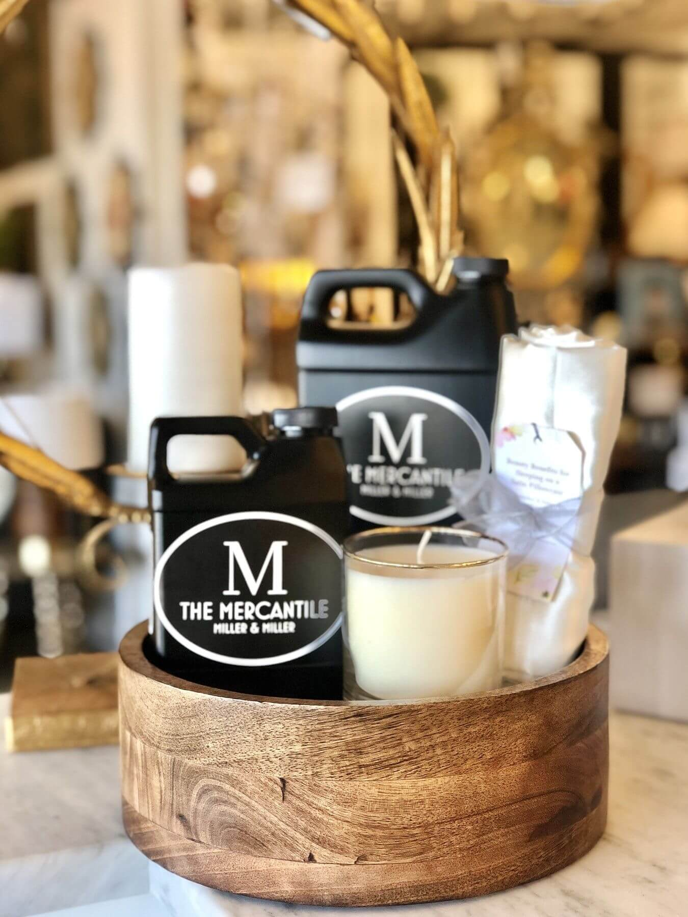 Signature fragrance bundle from The Mercantile by Miller