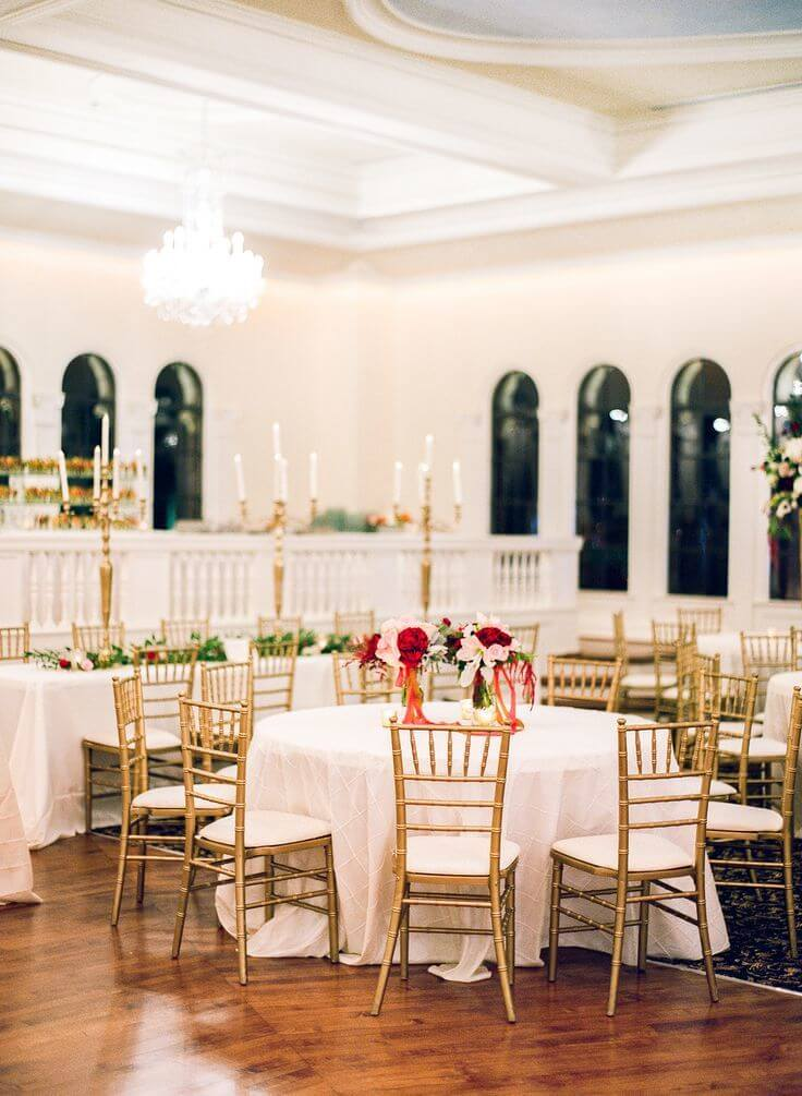 The Florentine Building exudes Southern elegance. Image: Wedding.com