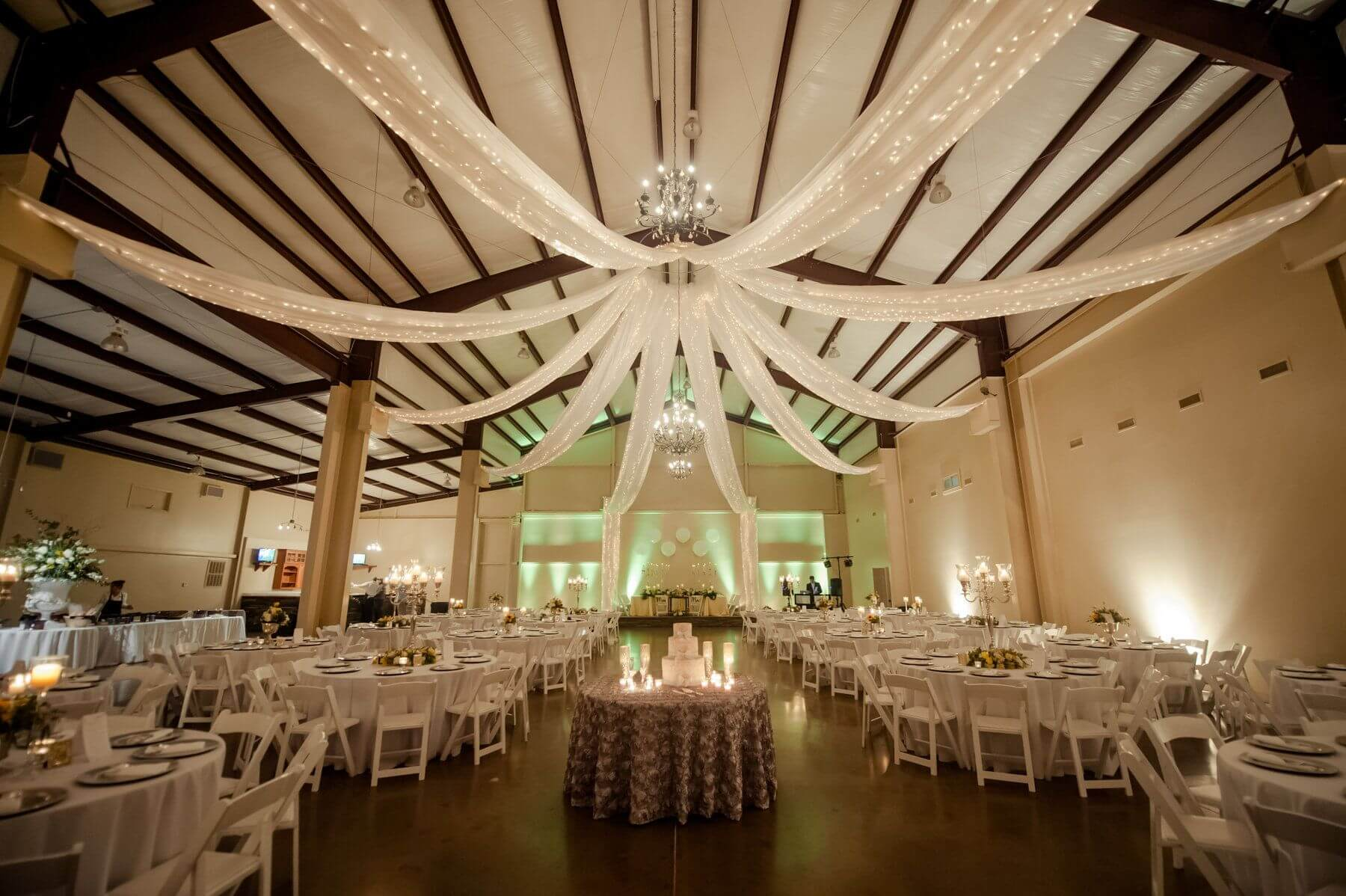 """Rustic elegance makes for the perfect day at <a href=""""http://www.windwoodweddings.com/"""" target=""""_blank"""" rel=""""noopener noreferrer"""">Windwood Equestrian</a>. Image: <a href=""""https://www.borrowedandblue.com/birmingham/wedding-venues/farms-barns/windwood-equestrian"""" target=""""_blank"""" rel=""""noopener noreferrer"""">Borrowed and Blue</a>"""