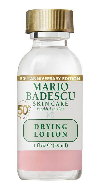 Mario Badescu Drying Lotion is great for fighting breakouts.