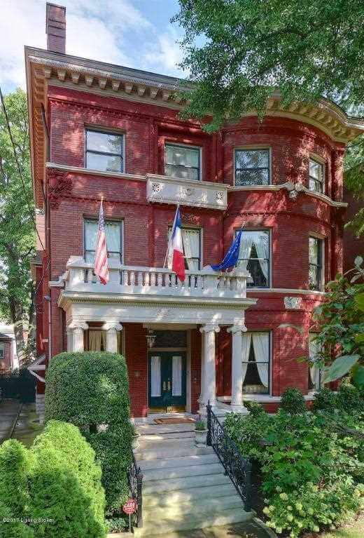 Kentucky's Historic Homes for Sale