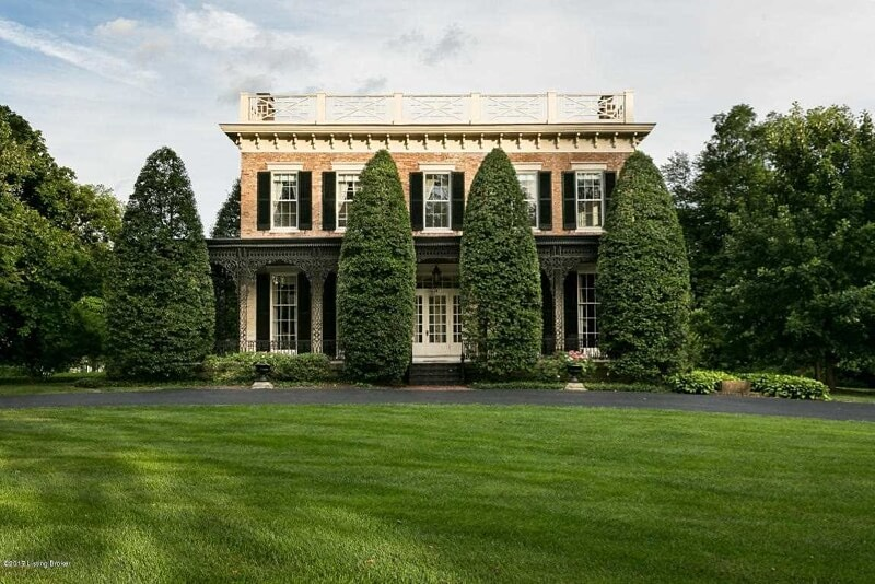 Take a Look at Kentucky's Most Beautiful Historic Homes — All for Sale!
