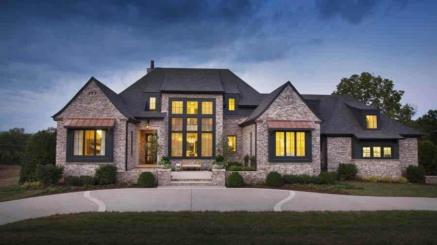 This Parade of Homes design is livable and beautiful!