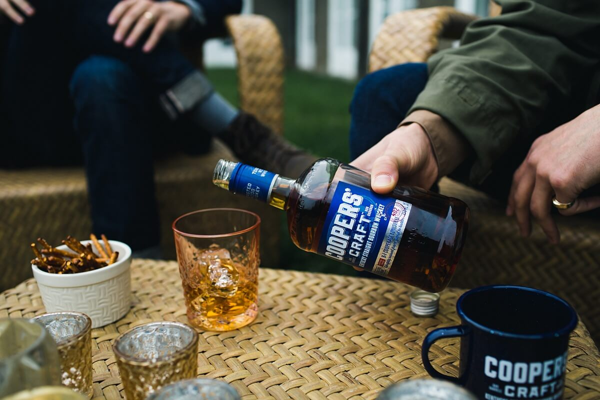 Coopers' Craft is an approachable bourbon for aficionados and newbies alike