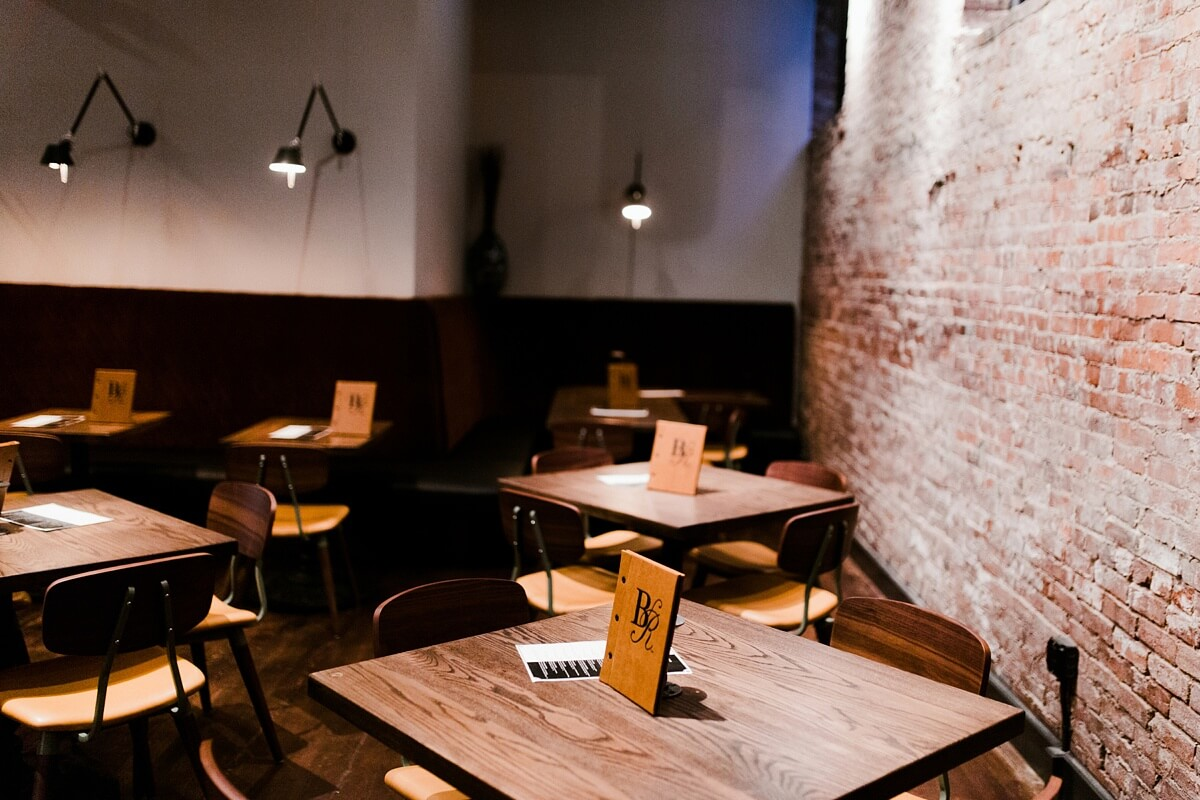 Black Rabbit: A New Eatery and Cocktail Bar in Printers Alley