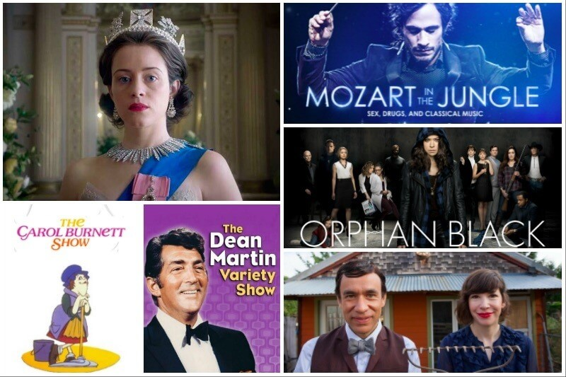 54 Shows to Binge-Watch on the Holiday Break (Plus 30+ Bonus Suggestions From the SB Staff)