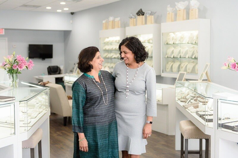 "Avani and Rupa Patel of Avani Rupa Fine Jewelers <br/> Rupa: From my dad, who said, ""If you want to walk through that wall, you can."" Avani: Both my parents have always told me that if you want something, you go out and do it, and we'll be here to support you, so that has always and will always stick with me. But my uncle, who has been my mentor since I returned to Birmingham from California, inspires me to make a difference. He says, ""You're doing great, Avani, but what do you want people to remember you for?"" That has always stuck with me."